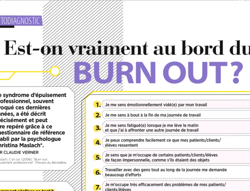 Etes-vous en burn out? (Dr Good n°11)